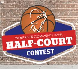 WRCB Half Court Shot Contest