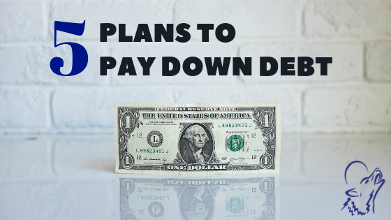 5 Plans to Pay Down Debt