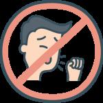 If sick, do not enter