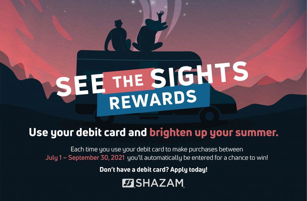 See the Sights Debit Rewards